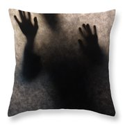 I Will Get You Throw Pillow
