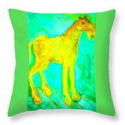 I Will Show You Everything But Will You See It  Throw Pillow