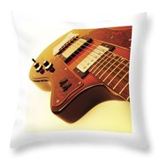 Ibanez Jk 4 Throw Pillow