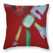 Icarus Max Throw Pillow