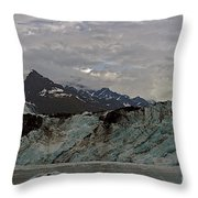 Ice And Dirt Throw Pillow