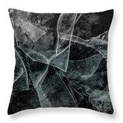 Ice Dream Throw Pillow