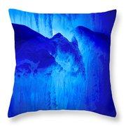 Ice Is Nice Throw Pillow