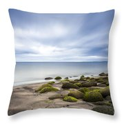 Iceland Tranquility 1 Throw Pillow