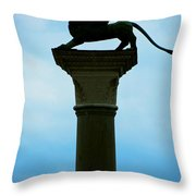 Iconic Griffin Throw Pillow