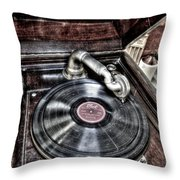 I'd Rather Die Young Throw Pillow