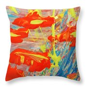 If Men Had Wings Women Would Fly Throw Pillow