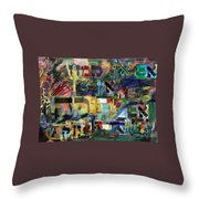 If There Is No Flour There Is No Torah 9 Throw Pillow