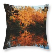 If You'd Just Stay Throw Pillow