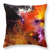 Ignition 1 Throw Pillow