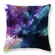Ignition 3 Throw Pillow