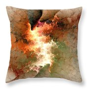 Ignition Throw Pillow