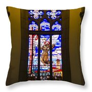 Igreja Luterana - Petropolis Brazil Throw Pillow