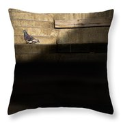Il Piccolo Guardiano Throw Pillow