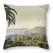 Ilheus Throw Pillow