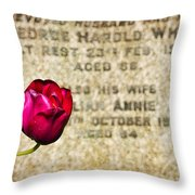 I'll Always Watch Over You Throw Pillow