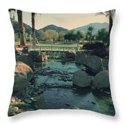 I'll Never Say Goodbye Throw Pillow by Laurie Search