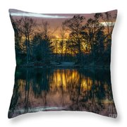 I'll See You On The Other Side  Throw Pillow