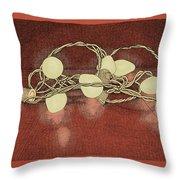 Illumination Variation #2 Throw Pillow