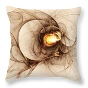 Illusion Of Choice Throw Pillow