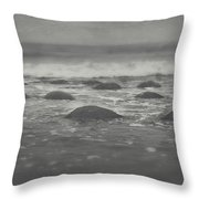 I'm Going Under Throw Pillow by Laurie Search