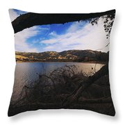 I'm Here If You Fall Throw Pillow