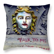 Im Lonely Throw Pillow