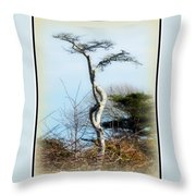 I'm Not Alone Throw Pillow