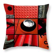 I'm Reddy Throw Pillow