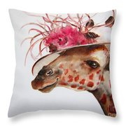 Im So Pretty Throw Pillow
