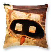 Images Of The Past Throw Pillow