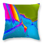 Imaginary Road Trip Throw Pillow