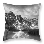 Imaginary Waters II Throw Pillow by Jon Glaser