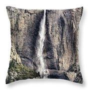 Img 5057_  Yosemite National Park Throw Pillow