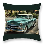 Img 8462_ Chevy Bellaire Throw Pillow