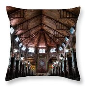 Immaculate Conception Church Throw Pillow