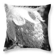 Immature  Throw Pillow