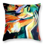 Immortal Love Throw Pillow