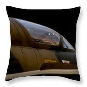 Impala II Throw Pillow
