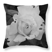 Imperfection Throw Pillow