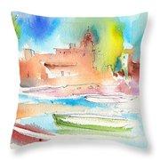Imperia In Italy 05 Throw Pillow