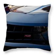 Imperial Rs Throw Pillow