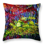 Impressionism 1 Throw Pillow