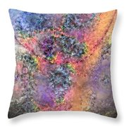 Impressionist Dreams 2 Throw Pillow