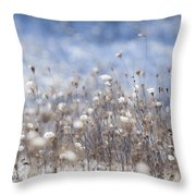 Impressionist Mood Throw Pillow