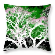 Impressions 1 Throw Pillow