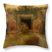 Impressions Of A Good Life Throw Pillow
