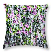 Impressions Of Spring 3 Throw Pillow