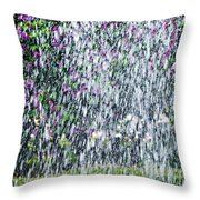 Impressions Of Spring 5 Throw Pillow