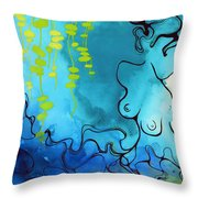 Imprint Throw Pillow